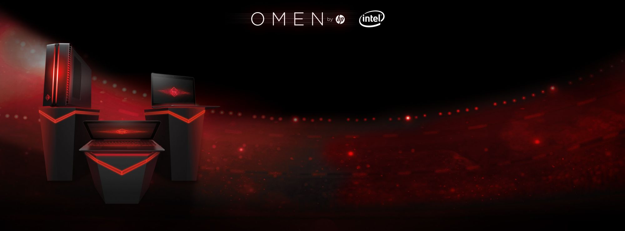 The Gfinity CS:GO invitational brought to you by Omen by HP