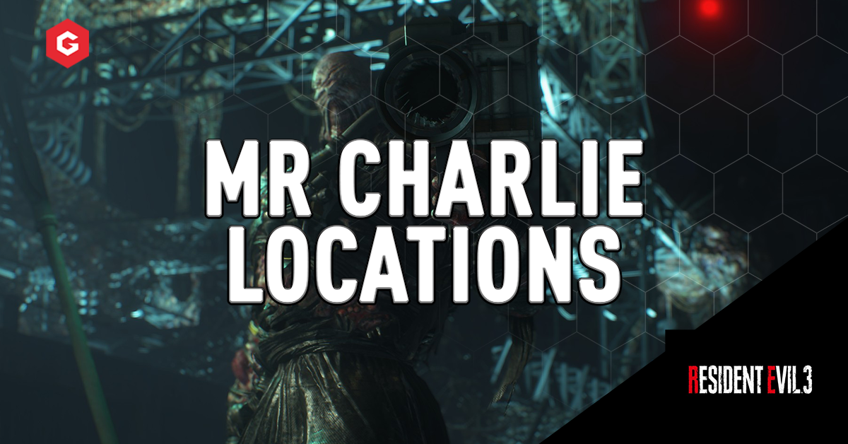 Resident Evil 3 Remake Demo Mr Charlie Location Guide Where To Find Hidden Collectible