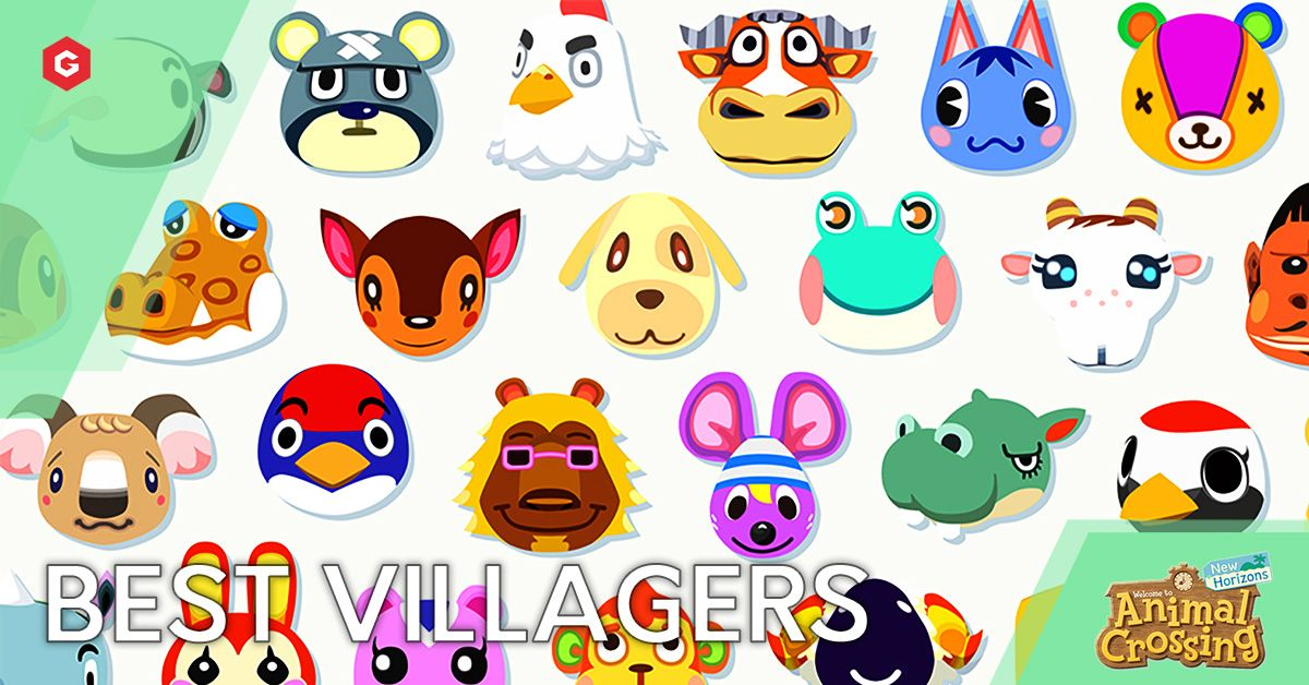 Animal Crossing New Horizons The Best And Most Popular Villagers