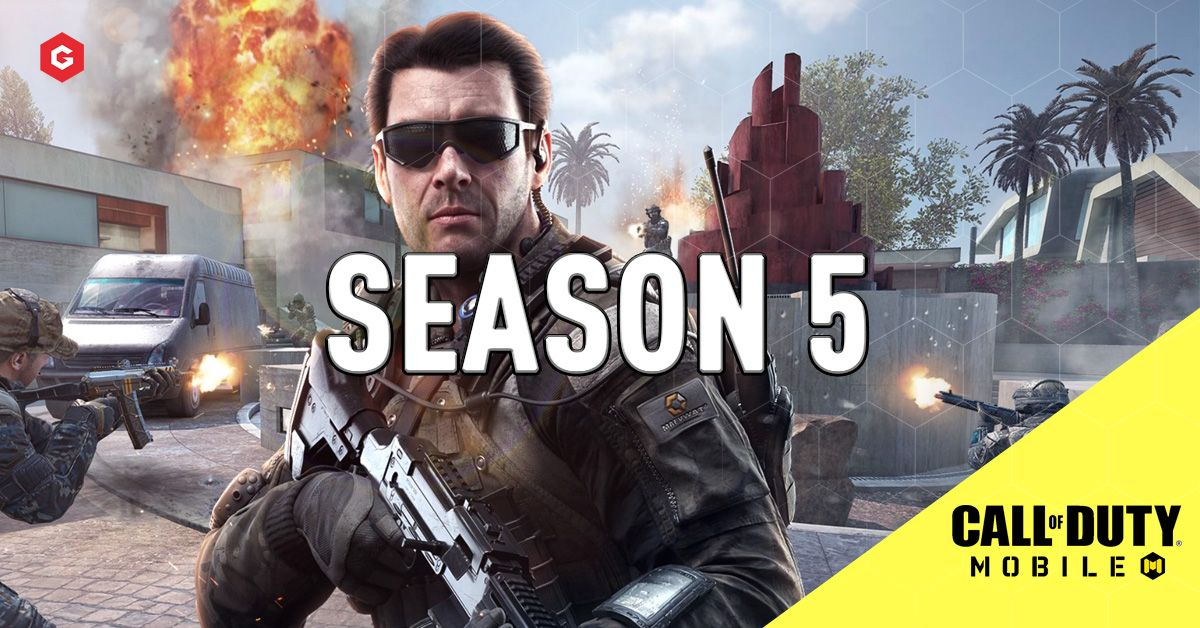 Cod Mobile Season 5 Steel Legion Live Crescent Moon Event