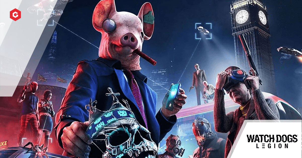 Watch Dogs Legion How To Find All Tech Point Locations And Unlock The Fully Kitted Trophy