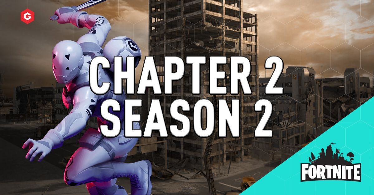 Fortnite Chapter 2 Season 2 End Date Season 3 Start Date Season Pass Price New Map Themes Skins Weapons And More