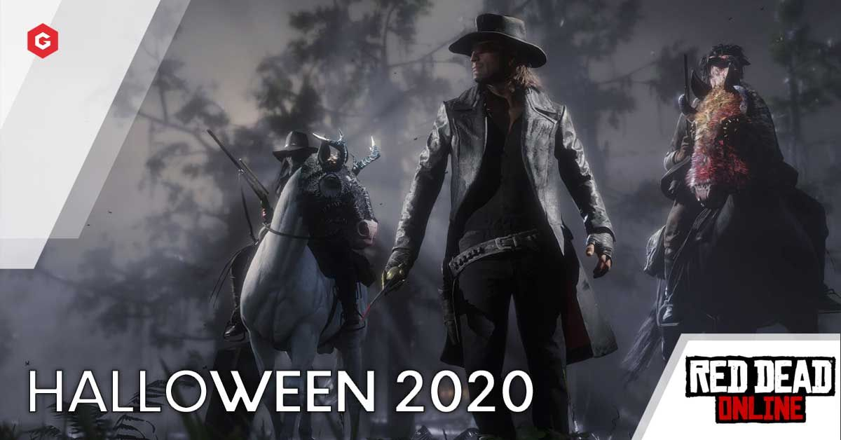 Halloween 2020 Online Leaked Red Dead Redemption Halloween Update: New Online Pass, 2020