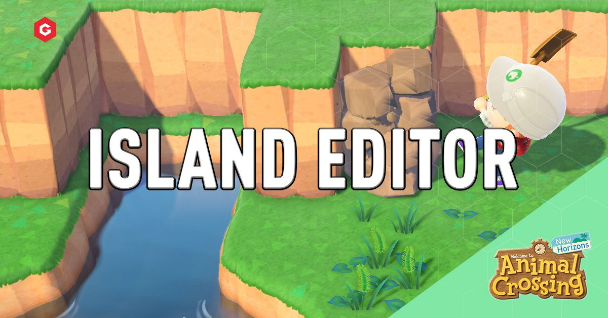 Animal Crossing New Horizons How To Edit Your Island And Island