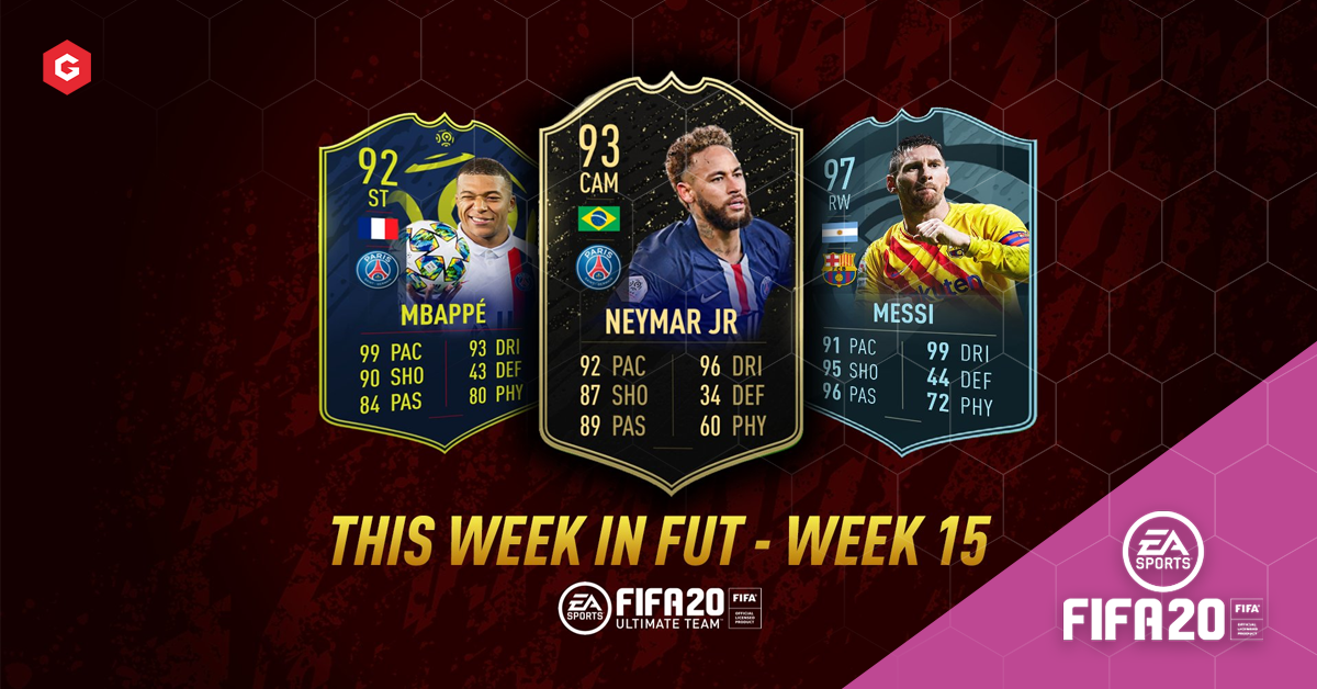 Fifa 20 Ultimate Team Team Of The Week 15 Prediction December Potm Update And Week 15