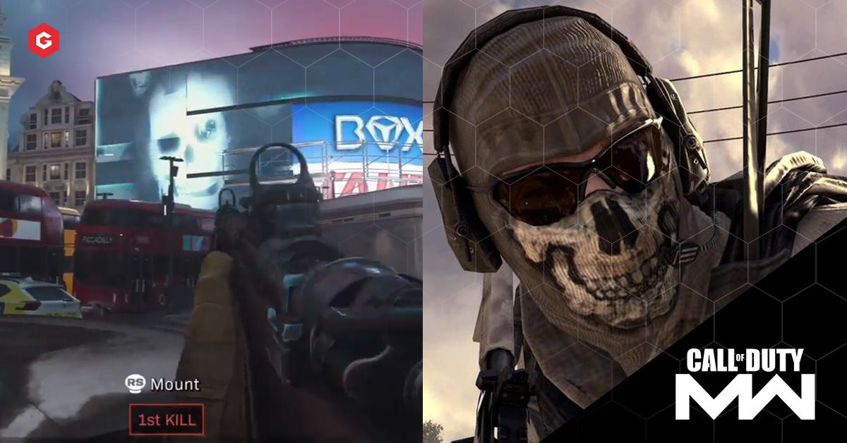 Modern Warfare Ghost Operator Coming To Multiplayer After Latest