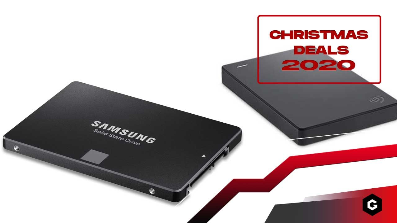 Christmas 2020 Buying Guide Christmas 2020 Hard Drives: Deals, Buying Guide, HDD, SSD, Next