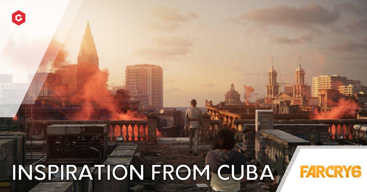 Far Cry 6 Yara Was Inspired By Cuba