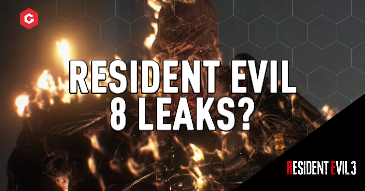 Resident Evil 8 Coming Next Year With Huge Changes According To Leaker
