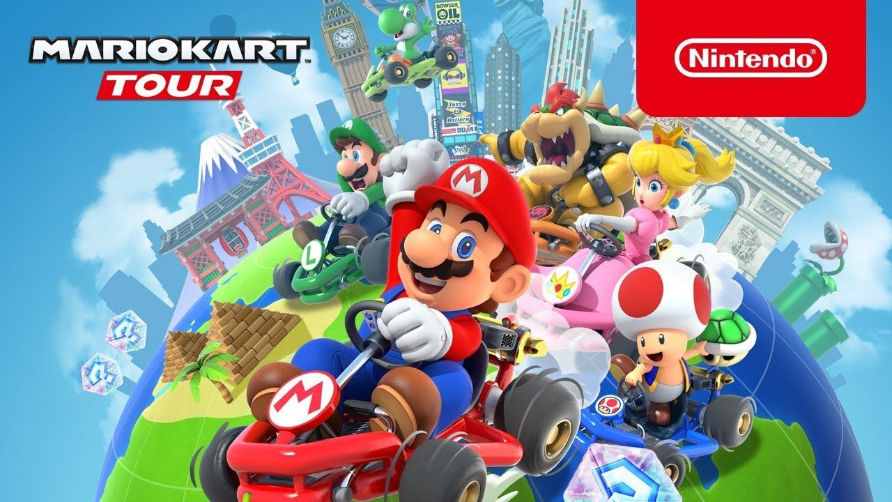 Mario Kart Tour Release Date Characters Price Tracks And