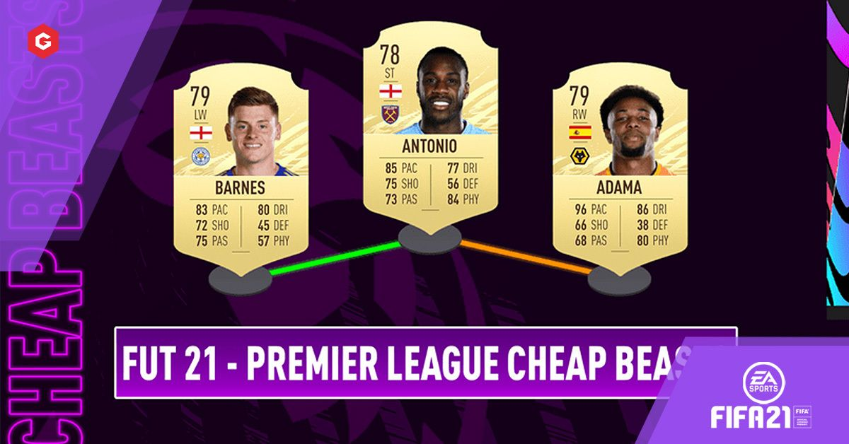 Fifa 21 Ultimate Team Cheap Premier League Players For Your Starter Team