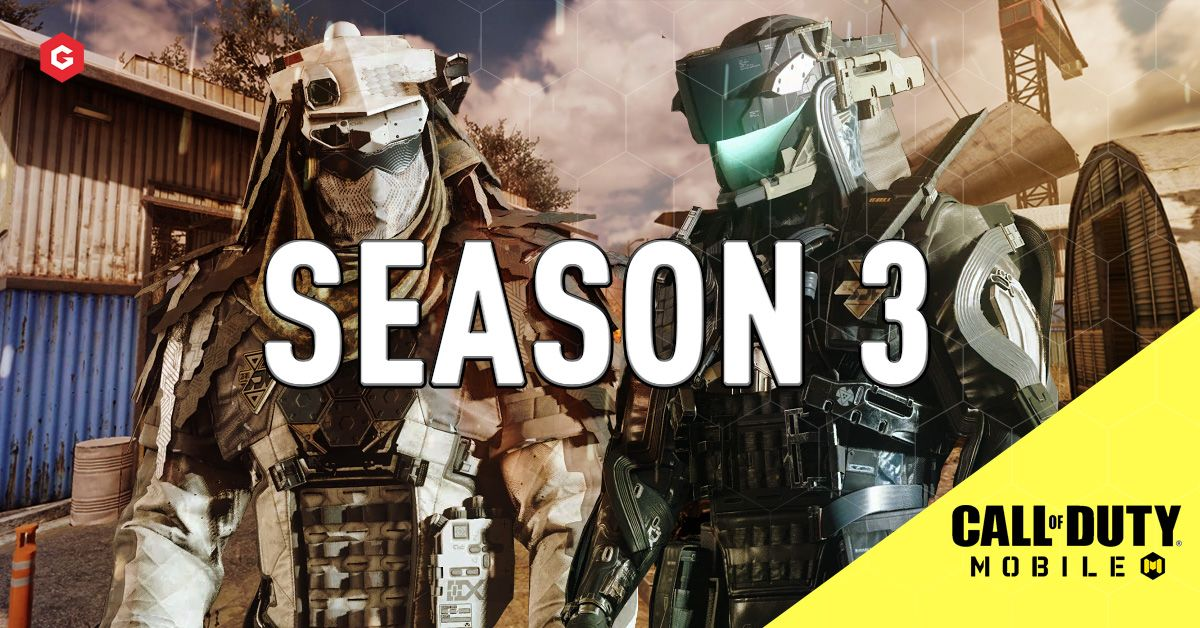 Cod Mobile Season 3 End Date Season 4 Start Date Weapons