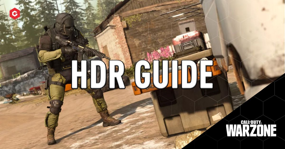 Call Of Duty Warzone Hdr Loadout Setup And Attachments Guide For The Modern Warfare Battle Royale