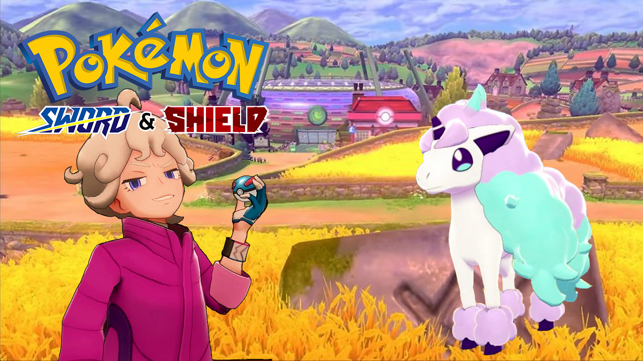 Pokemon Sword And Shield How To Get Galarian Ponyta Tutorial