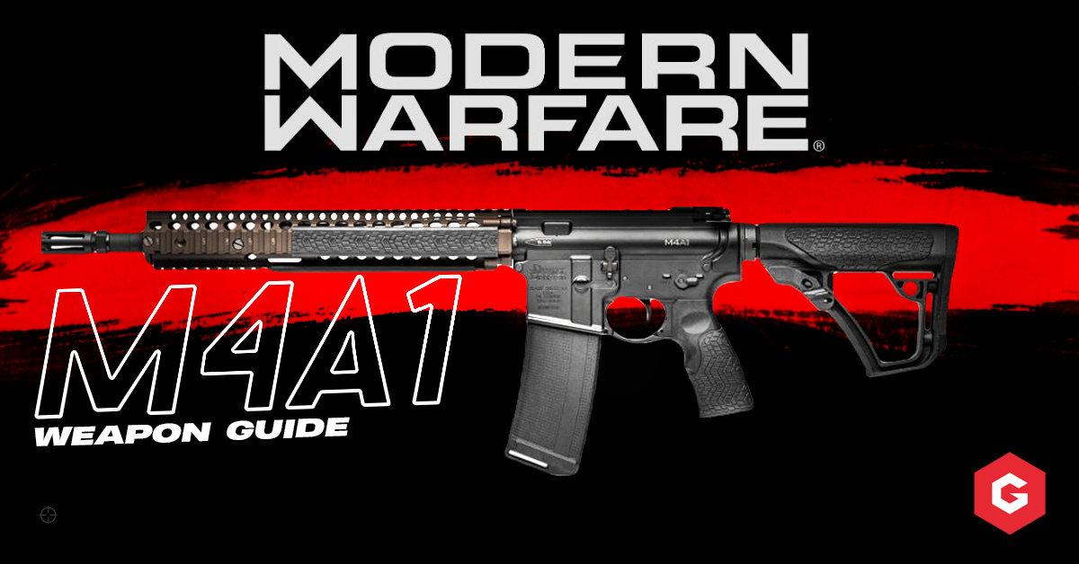 Modern Warfare Season 5 M4a1 Setup And Best Attachments For Your