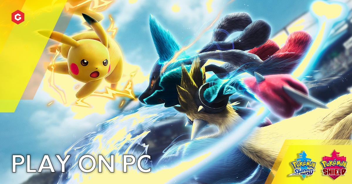 Pokemon Sword And Shield Now Playable On Pc With Yuzu Emulator