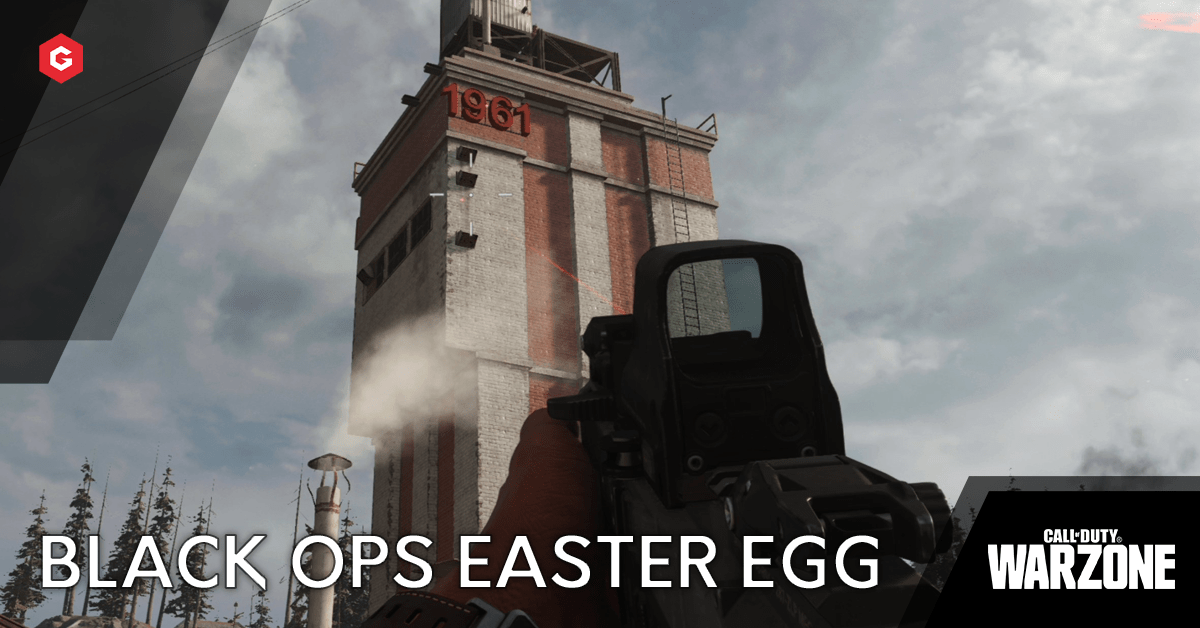Call Of Duty Black Ops Another Cold War Easter Egg Spotted In