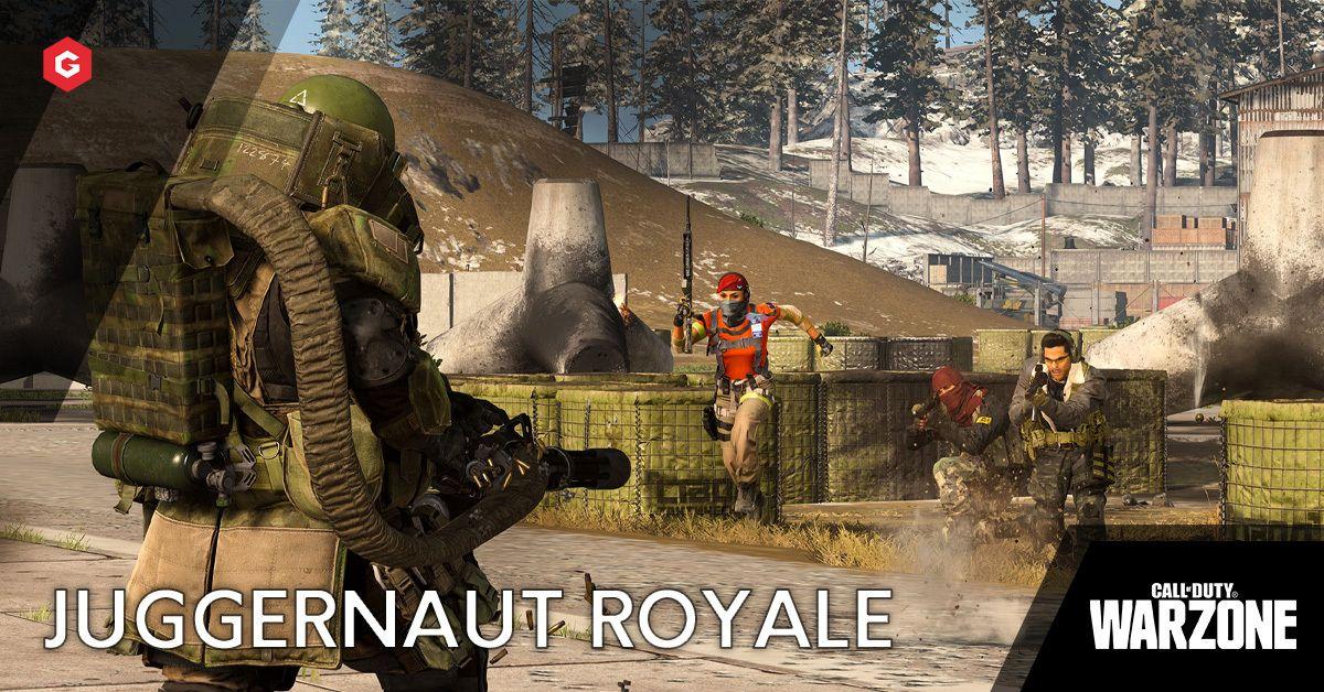 Modern Warfare Season 4 Juggernaut Royale Guide