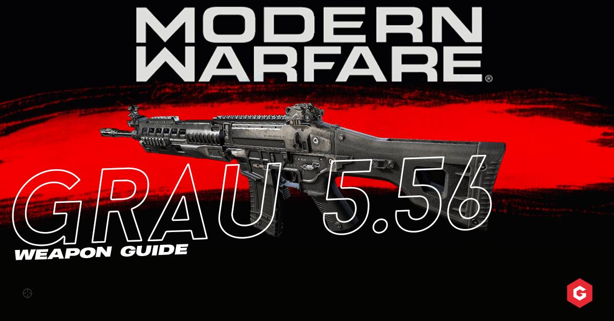 Modern Warfare Season 5 Grau 5 56 Setup Guide And Best