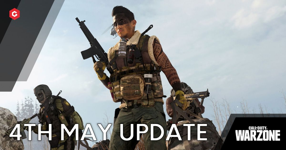 Modern Warfare Weekly Content Update 5th May Guns Blazing