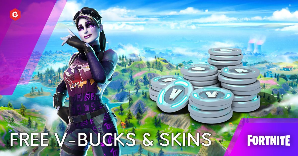 26+ How To Get Free V Bucks Xbox One Chapter 2 Season 4 Images