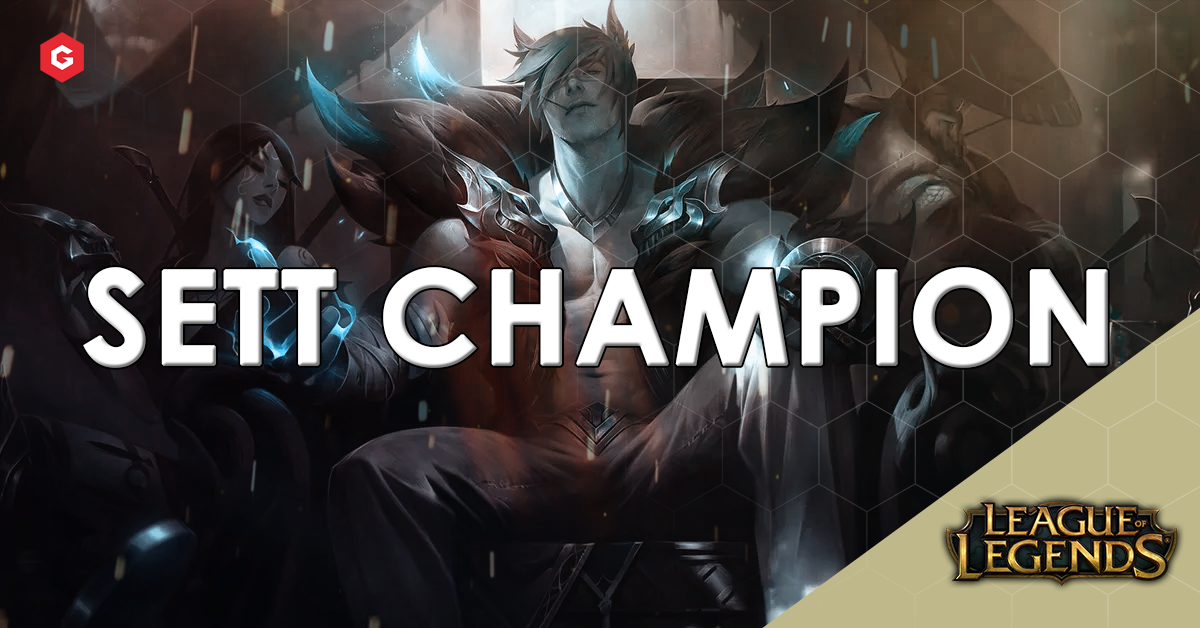 League Of Legends Sett Release Date Abilities Skins And Everything You Need To Know