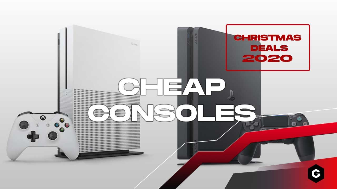 Ps4 Christmas Deal 2020 Cheap Consoles Christmas 2020: Guide, Predictions, Xbox One S, PS4
