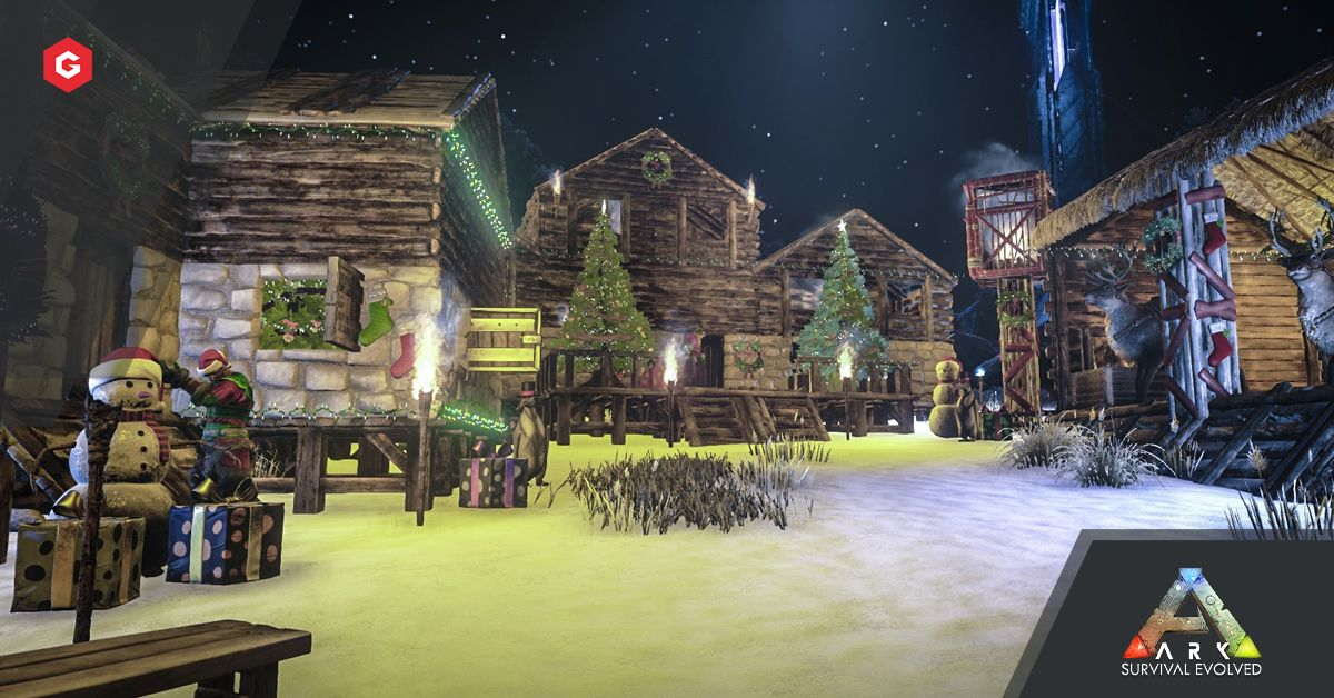 ARK Christmas Event 2020: Winter Wonderland Release Date, Items