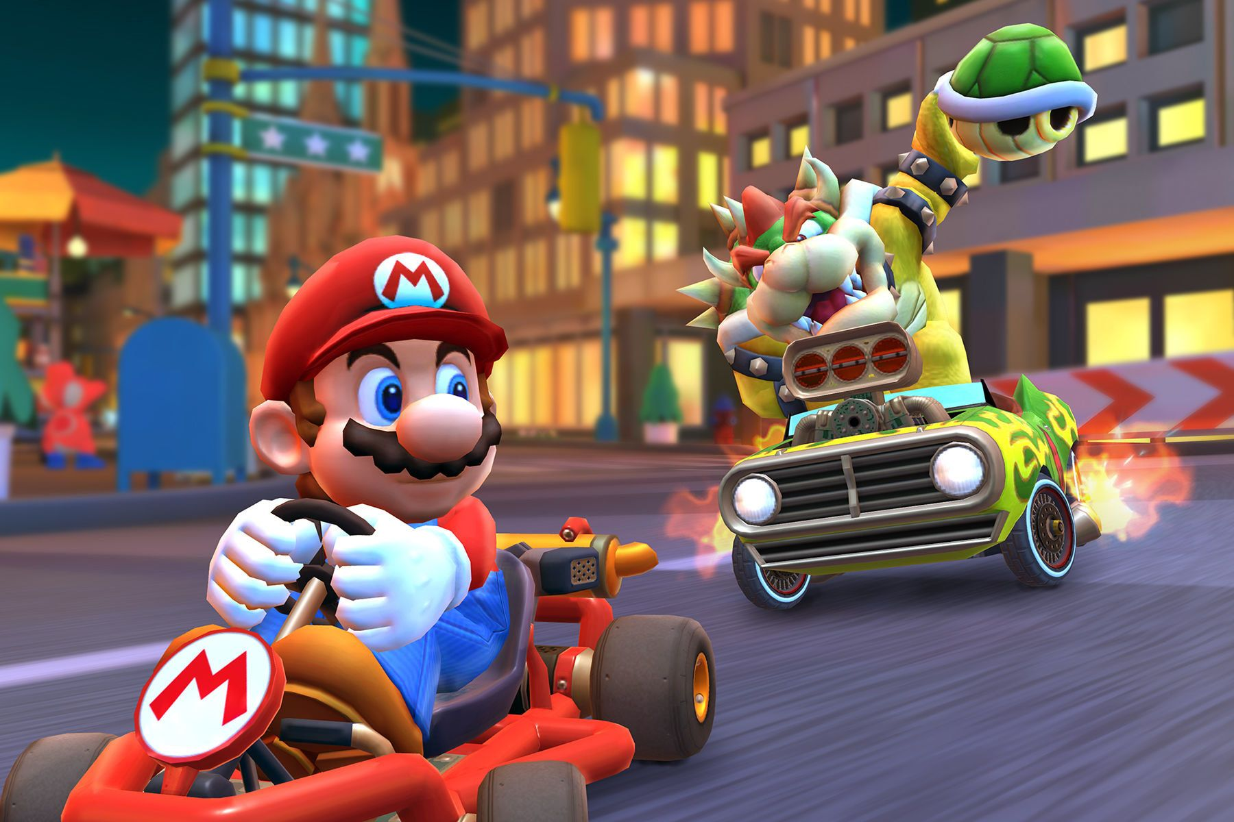 Mario Kart Tour Tips And Tricks Tutorial To Improve Your Gameplay And Keep You Ahead Of