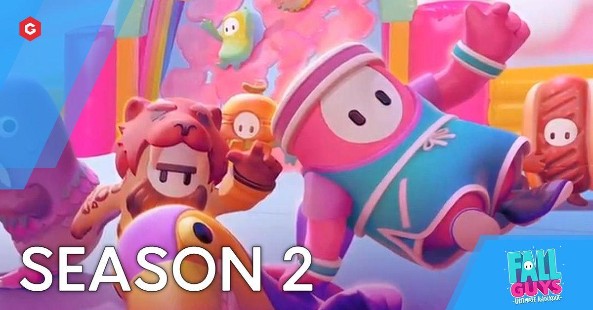 Fall Guys Season 2 LEAKS: Release Date, Rewards, Rounds, Skins ...