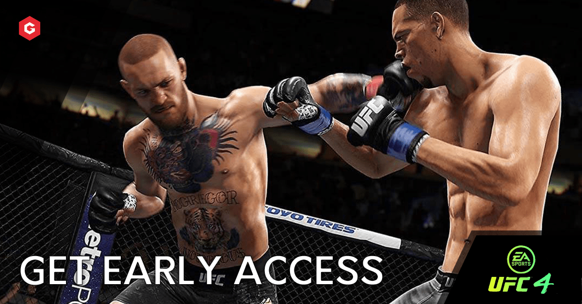 Ufc 4 Early Access How To Play Latest Ea Brawler Early