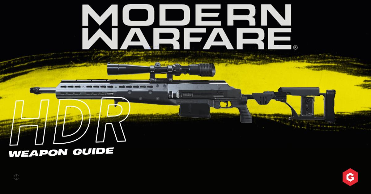 Modern Warfare Season 5 Hdr Setup Guide Best Attachments For