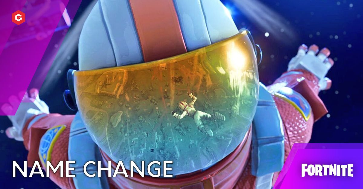 Fortnite Chapter 2 Season 4 Name Change Guide - How to change your Epic display  name