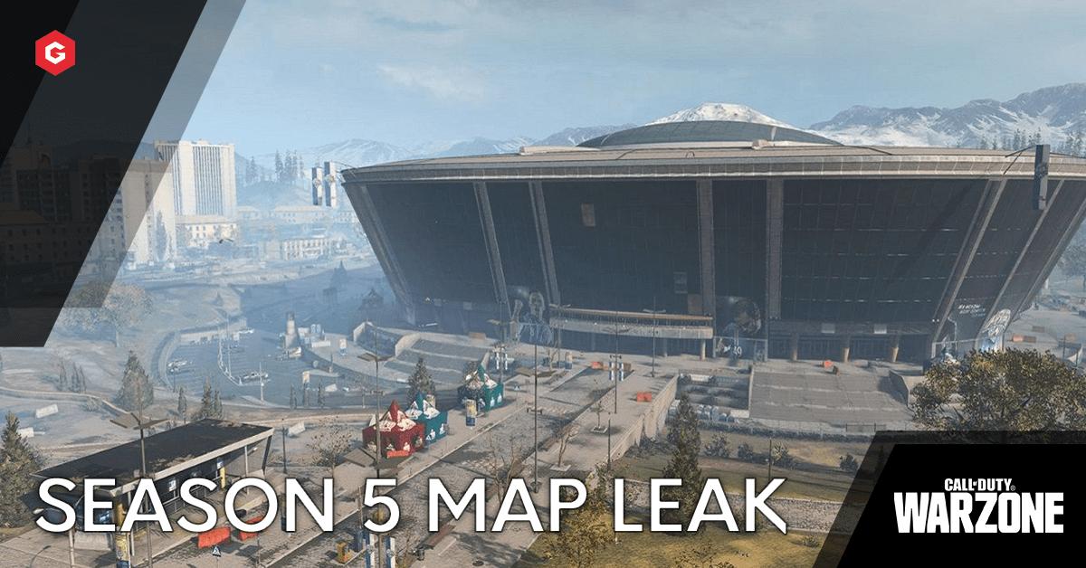 Warzone Season 5 Leak Streamer Gets Into Season Early Verdansk