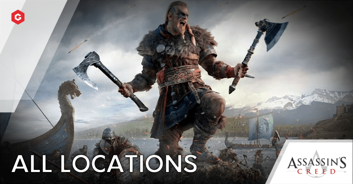 Assassin S Creed Valhalla Stonehenge And More Locations Confirmed For Ubisoft S Huge Rpg