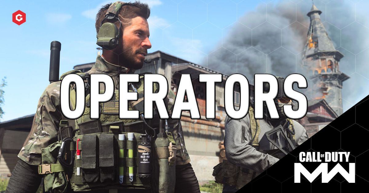Modern Warfare Season 3 All Operators In Modern Warfare 2019 And