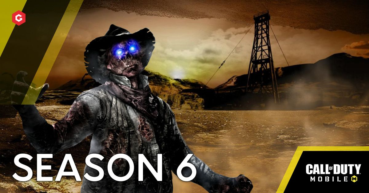 Cod Mobile Season 6 Once Upon A Time In Rust Live Release Date
