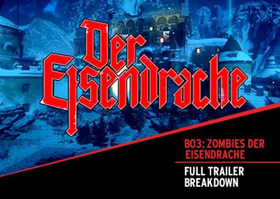 Bo3 Zombies Der Eisendrache Full Trailer Breakdown