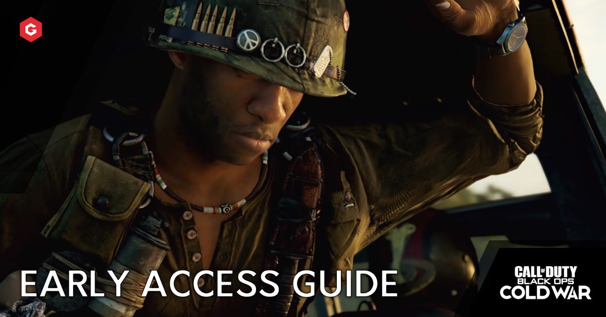 Black Ops Cold War Early Access Guide And How To Play Early On Ps4 Xbox One