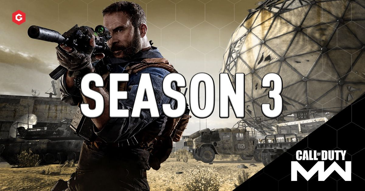 Modern Warfare Season 3 Countdown Live Latest News Updates