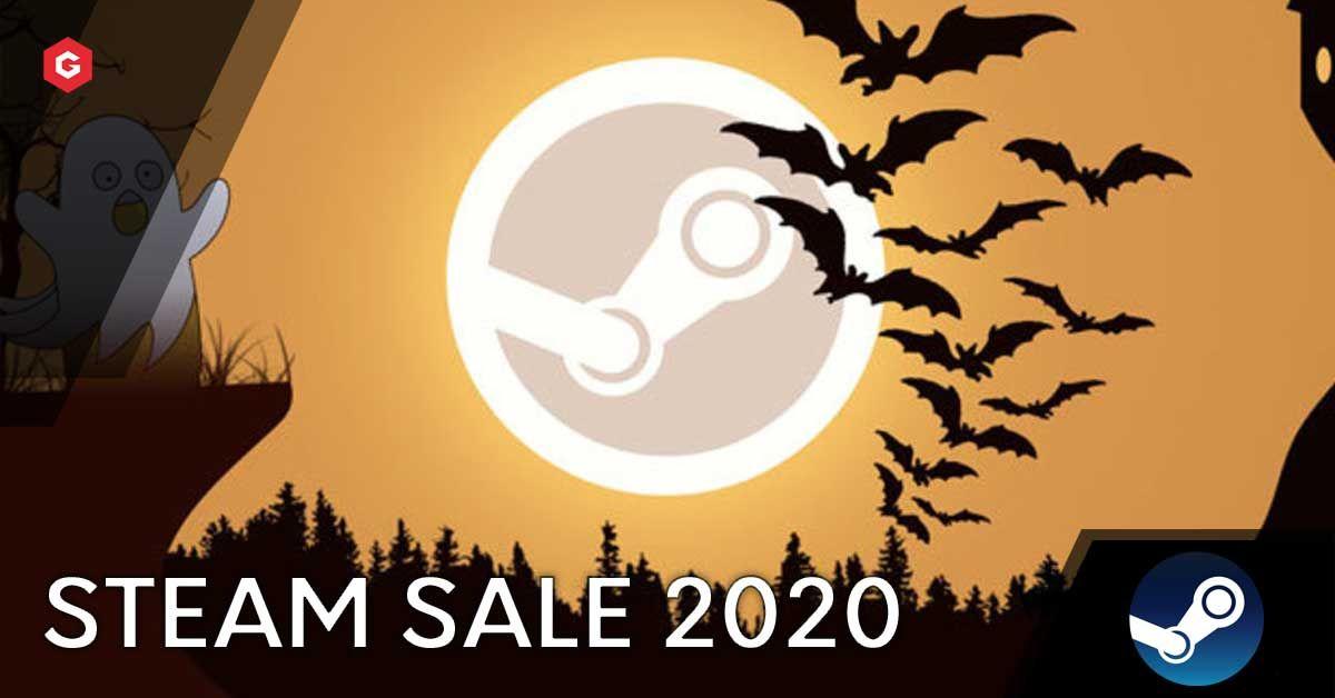 Steam Sales Halloween 2020 Steam Sale 2020 dates: When Is The next Steam Sale for Halloween?
