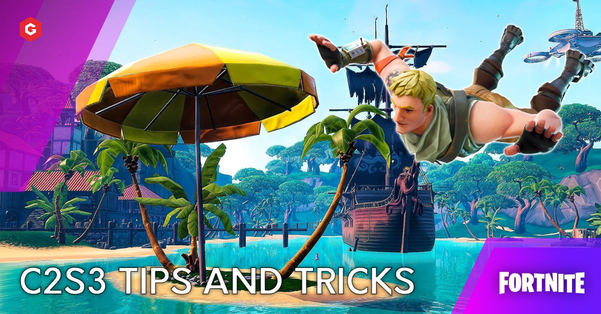 Fortnite Chapter 2 Season 3 Tips And Tricks New Map And Weapons
