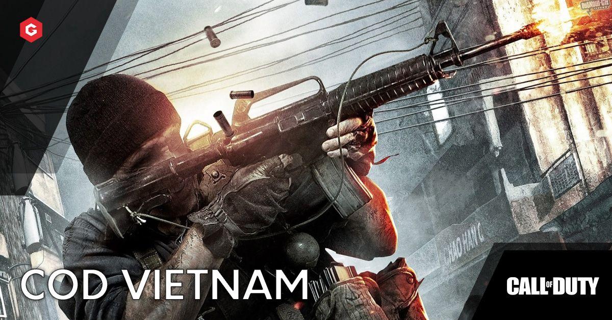 Call Of Duty Vietnam Release Date Beta Gameplay Trailer