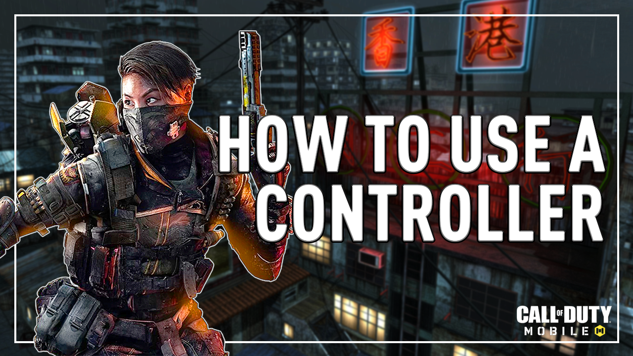 Call Of Duty Mobile Season 4 How To Use Your Controller On Cod
