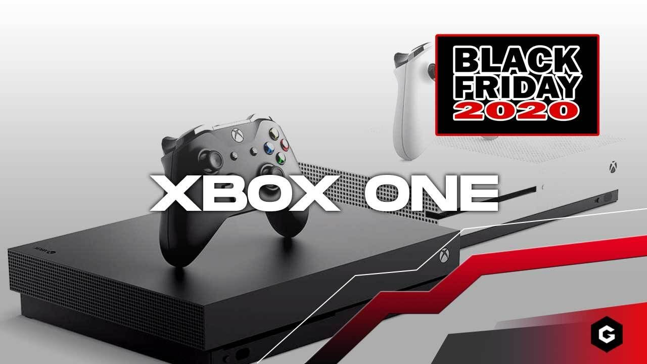 Xbox One Black Friday Deals 2020 Best Deals On Xbox One X And Xbox One S