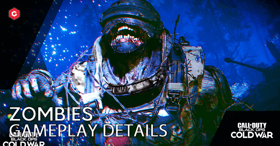 Black Ops Cold War Zombies Gameplay Details Exfil Weapon Rarity Field Upgrades Perks And More