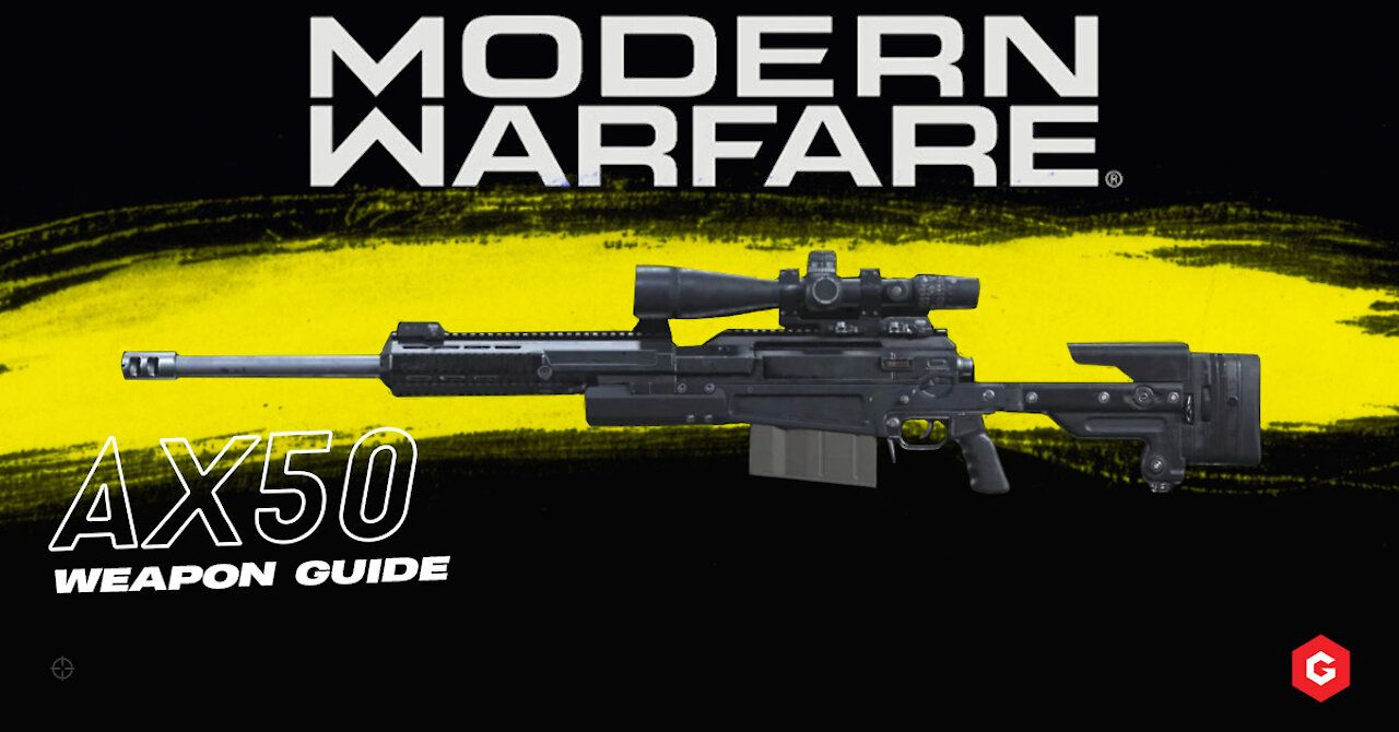 Modern Warfare Season 5 Ax 50 Setup And Best Attachments For Your Class In Call Of