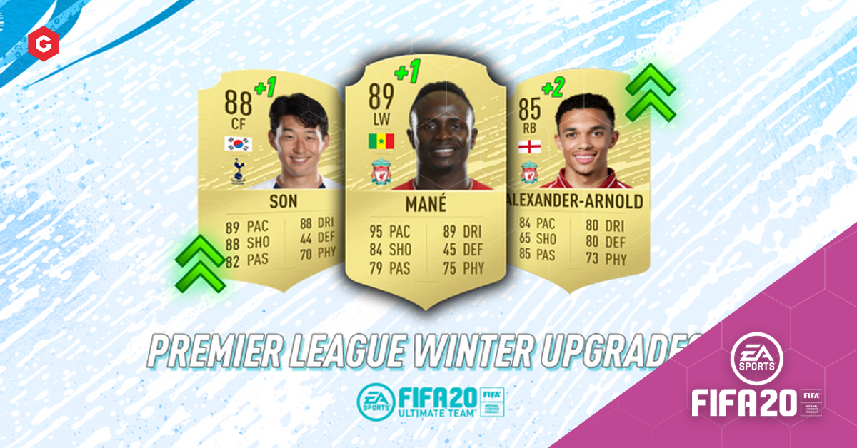 Fifa 20 Ultimate Team Winter Refresh Premier League Winter Upgrades Predictions Release Dates