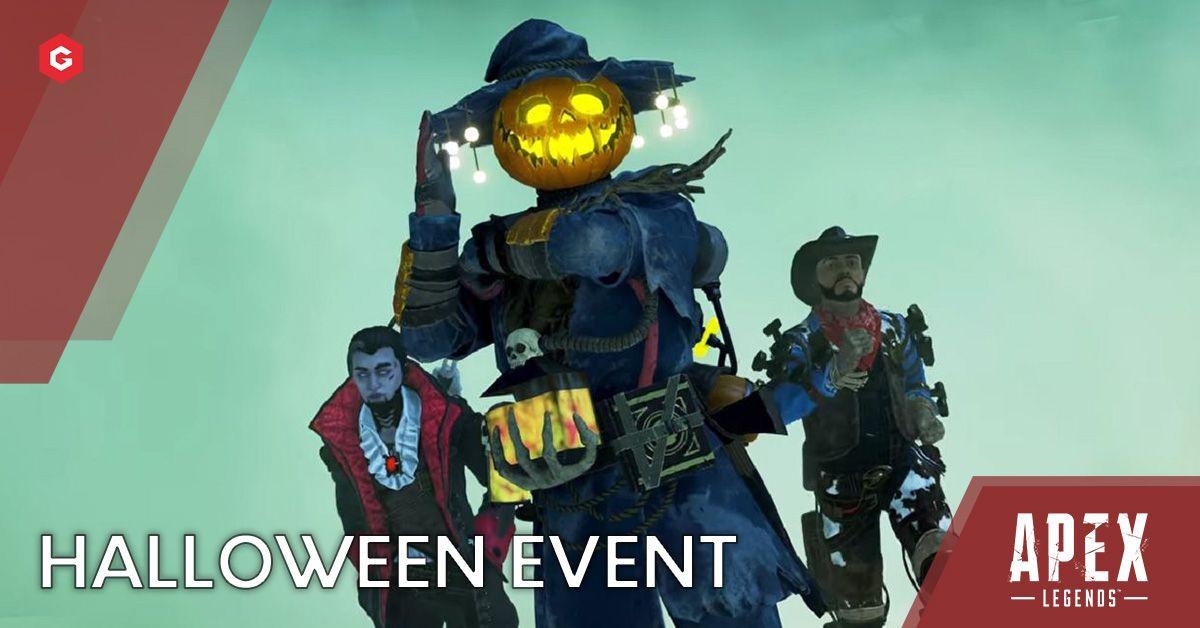 Legend Of Halloween 2020 Apex Legends 2020 Halloween Event: Skin Names, Voice Lines And