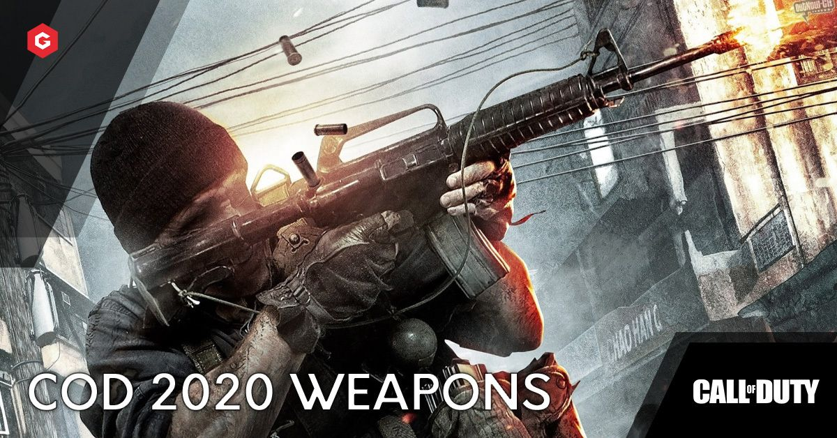 Call Of Duty Black Ops Cold War 2020 All Weapons Confirmed And
